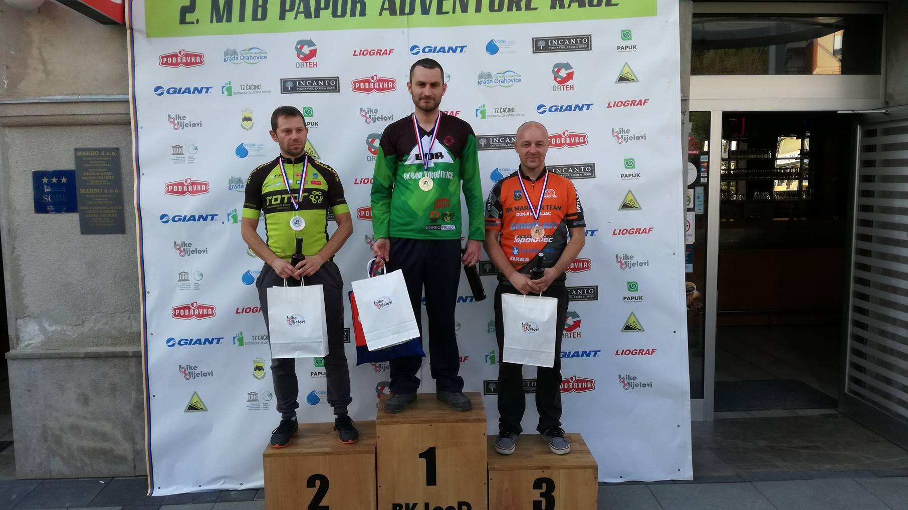 MTB Papuk Adventure Race